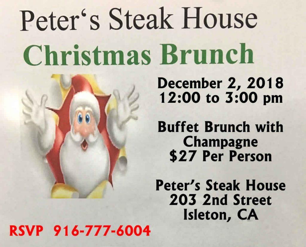 Peters Steak House